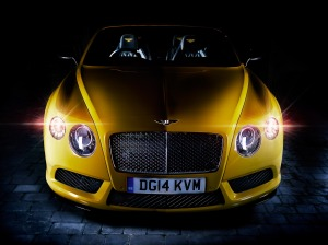 Bentley_Continental_V8S_Front_Monaco_Yellow