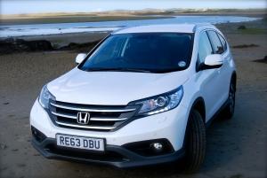 Honda_CRV_1.6_2WD_White