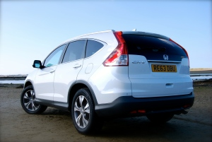 Honda_CRV_white_rear